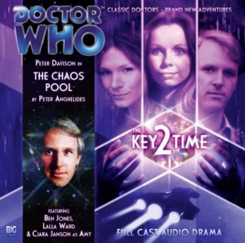 Key 2 Time: The Chaos Pool (Dr Who Big Finish) (1844353656) by Anghelides, Peter