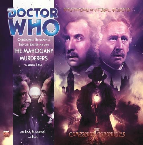 Doctor Who: The Mahogany Murderers (184435380X) by Andy Lane
