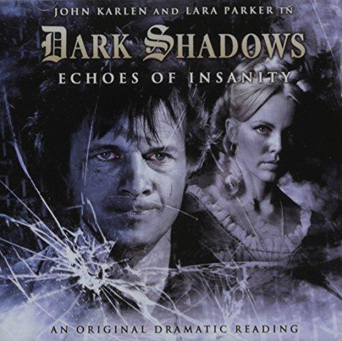 9781844353835: Echoes of Insanity (Dark Shadows)
