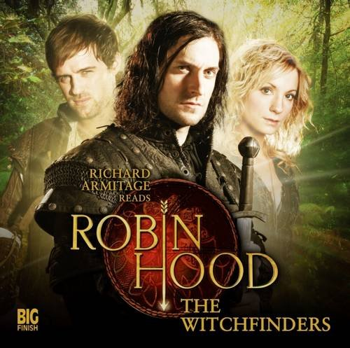 9781844353873: The Witchfinders (Robin Hood)