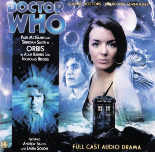 9781844353934: Orbis (Doctor Who: The Eighth Doctor Adventures, 3.1)