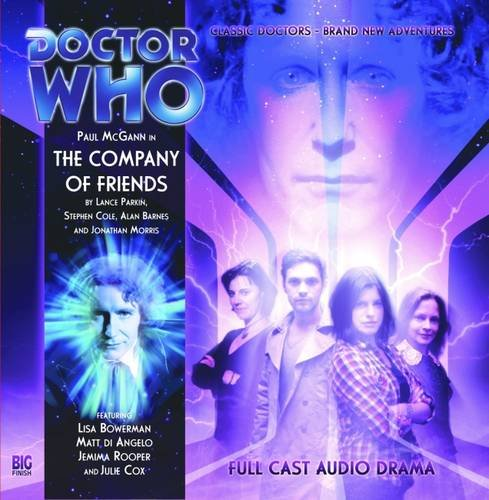 9781844354115: The Company of Friends (Doctor Who)