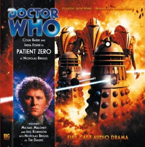9781844354122: Patient Zero (Doctor Who)