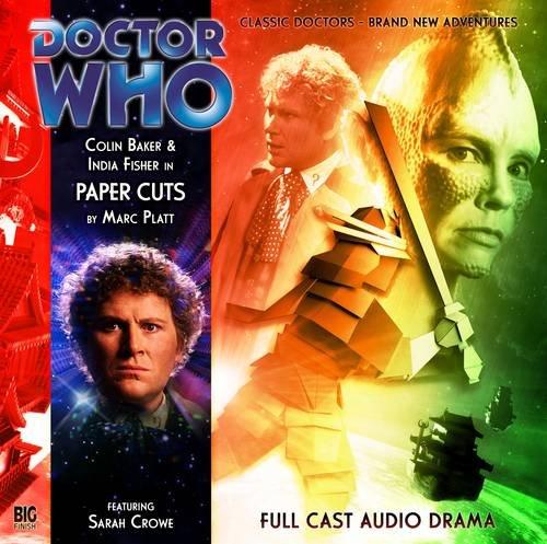 Paper Cuts (Doctor Who): Platt, Marc
