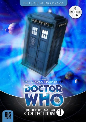 9781844354290: Dr. Who: The Eighth Doctor Collection, Vol. 1
