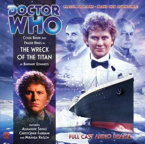 9781844354580: The Wreck of the Titan (Doctor Who)