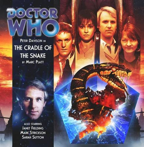 9781844354740: The Cradle of the Snake (Doctor Who)