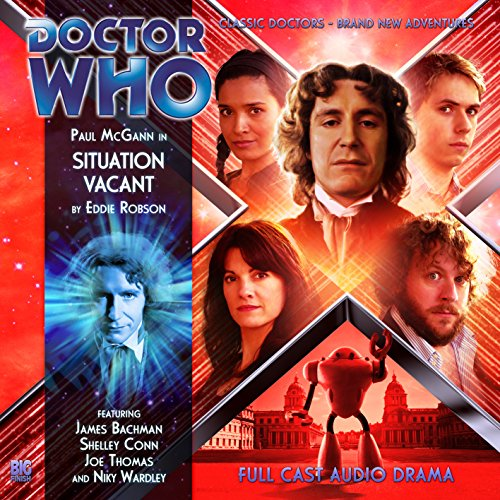 Situation Vacant (Doctor Who: The Eighth Doctor Adventures, 4.02): Eddie Robson