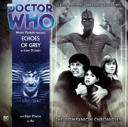 9781844354849: Echoes of Grey (Doctor Who: The Companion Chronicles)