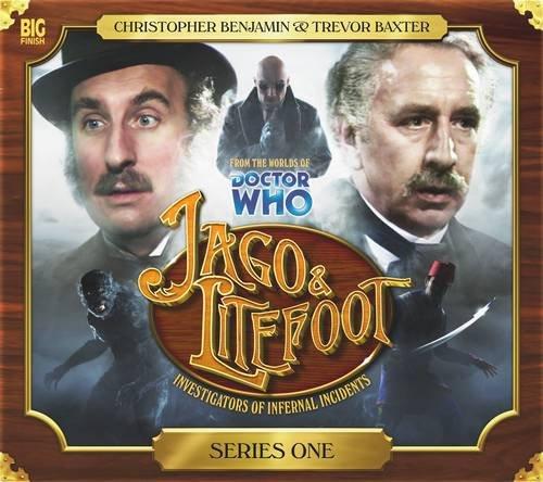 Jago & Litefoot: Series One (1844354946) by Justin Richards; Alan Barnes; Jonathan Morris; Andy Lane