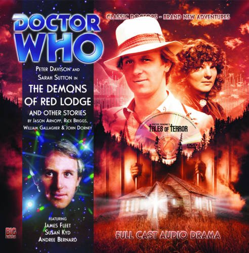 9781844355389: The Demons of Red Lodge and Other Stories (Doctor Who)