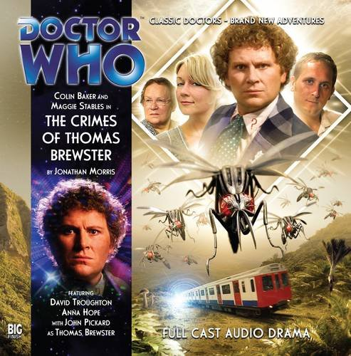 The Crimes of Thomas Brewster (Doctor Who): Morris, Jonathan
