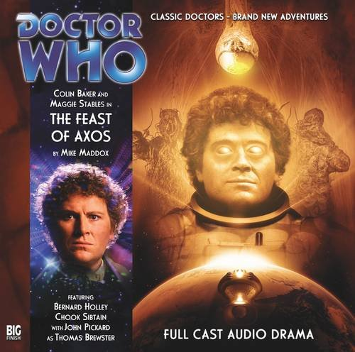 9781844355440: The Feast of Axos (Doctor Who)