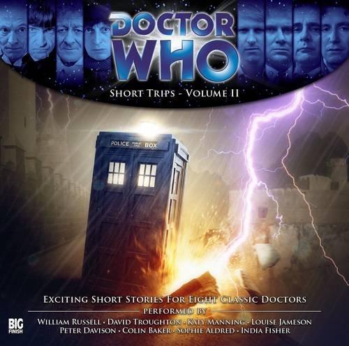 Short Trips (Doctor Who: Short Trips): N. P. Boyce