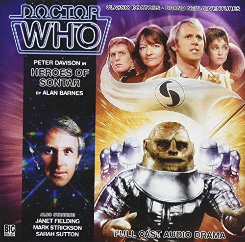 9781844355587: Heroes of Sontar (Doctor Who)