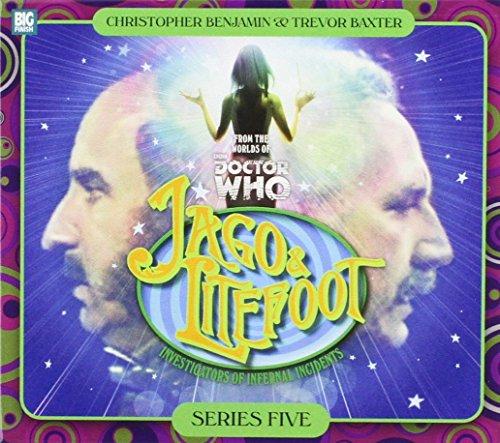 Jago & Litefoot: Series Five: Jonathan Morris
