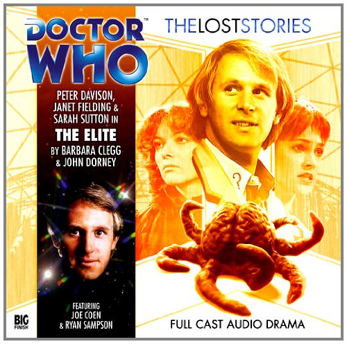 9781844355730: The Elite (Doctor Who: The Lost Stories, 3.01)