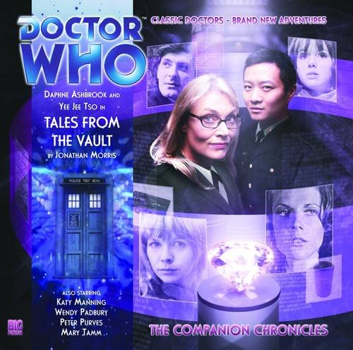 9781844355761: Tales from the Vault (Doctor Who: The Companion Chronicles, 6.01)