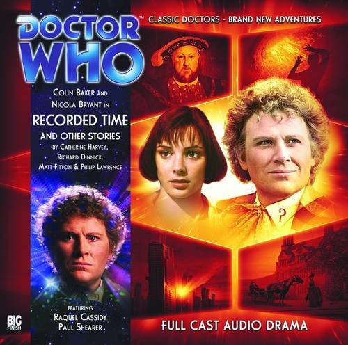 9781844355785: Recorded Time and Other Stories (Doctor Who)