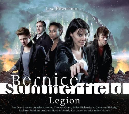 Legion (Bernice Summerfield): Lee, Tony, Handcock, Scott, Richardson, Miles