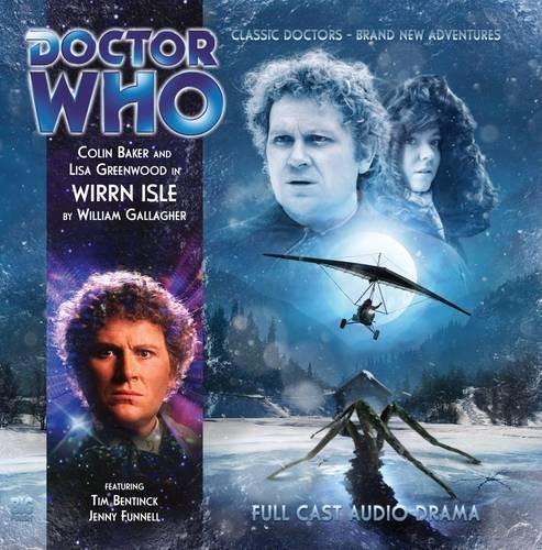 Wirrn Isle (Doctor Who): William Gallagher