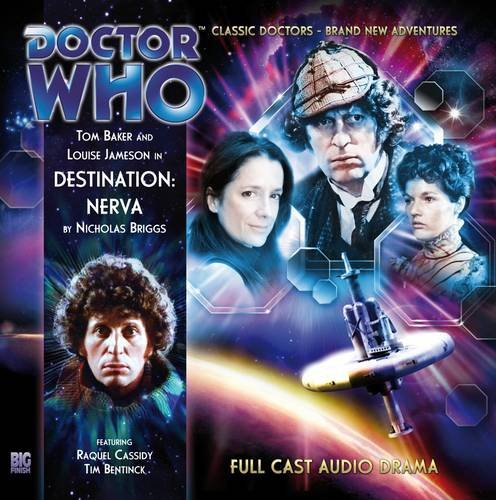 9781844356072: Destination: Nerva (Doctor Who: The Fourth Doctor Adventures)