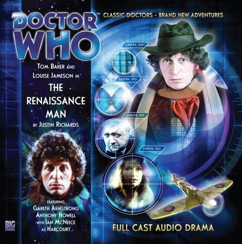 The Renaissance Man (Doctor Who: The Fourth Doctor Adventures): Justin Richards