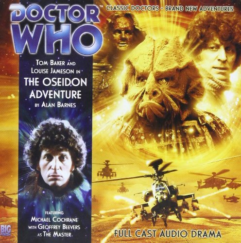 9781844356171: The Oseidon Adventure (Doctor Who: The Fourth Doctor Adventures)