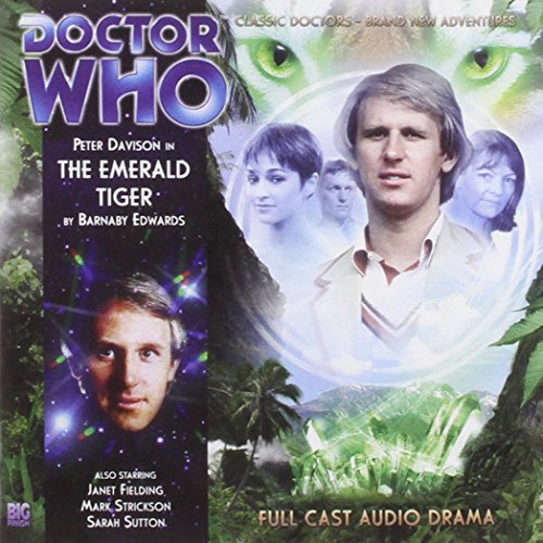 The Emerald Tiger (Doctor Who): Edwards, Barnaby