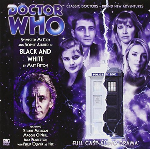 9781844359448: Black and White (Doctor Who)