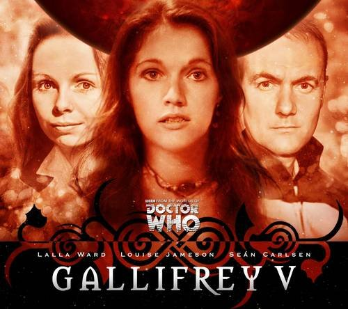 GALLIFREY SERIES 5 CD: PEATY, JAMES ET AL