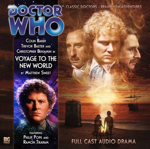 9781844359790: Voyage to the New World (Doctor Who)