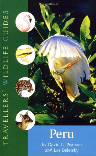 9781844370344: **peru (Travellers' Wildlife Guide)
