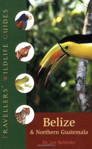 9781844370450: Belize & Northern Guatemala (Wildlife Guide)