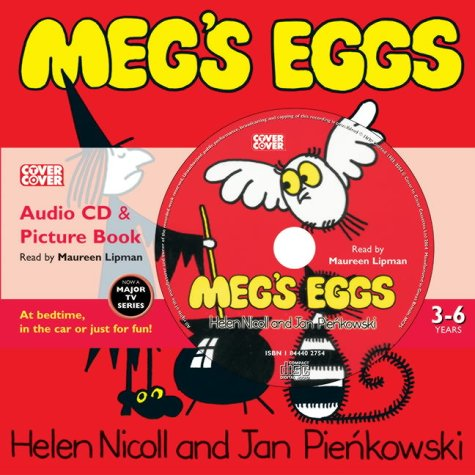 9781844402755: Meg's Eggs (BBC Audio)