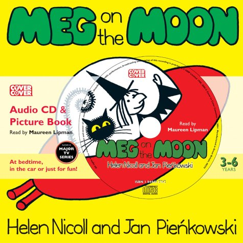 9781844402762: Meg on the Moon (Cover to Cover Book & CD)