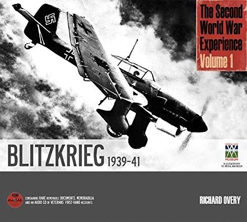 9781844420148: The Second World War Experience Volume 1: Blitzkrieg 1939-41