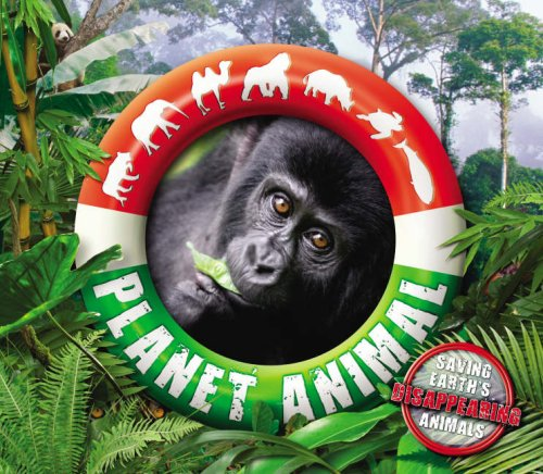 9781844420346: Planet Animal: Saving Earth's Disappearing Animals