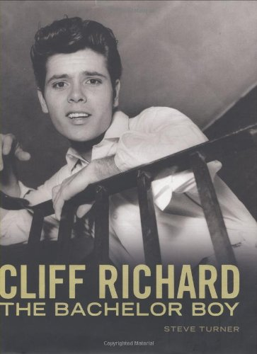 9781844420377: Cliff Richard: The Bachelor Boy
