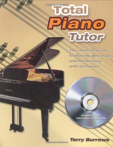 9781844420629: Total Piano Tutor