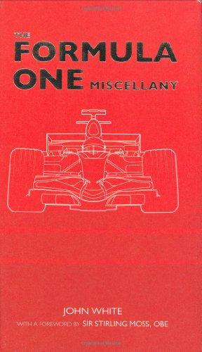 9781844420957: Formula One Miscellany