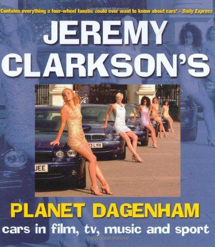9781844421343: Planet Dagenham: Cars in Film, TV, Music and Sport