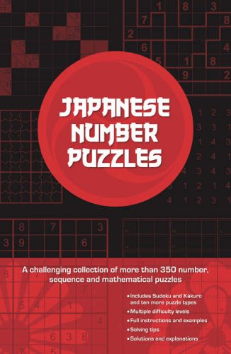 9781844421640: Japanese Number Puzzles