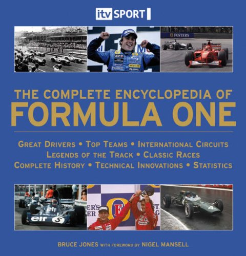 9781844421756: ITV Sport: The Complete Encyclopedia of Formula One