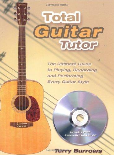 9781844421992: Total Guitar Tutor