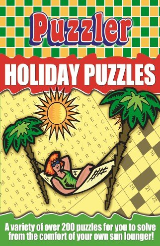 Puzzler Holiday Puzzles: Puzzler Media
