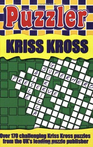 9781844422555: Puzzler Kriss Kross (Puzzles)