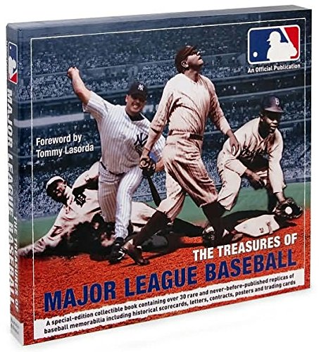 The Treasures of Major League Baseball: MLB Publishing Staff