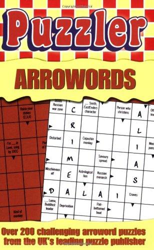 """""""Puzzler"""" Arrowords: Puzzler"""