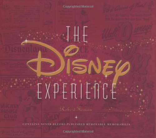 9781844423712: Disney Experience